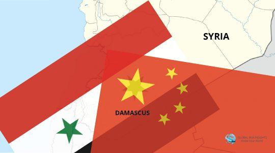 Nová hodvábna cesta pôjde cez Sýriu