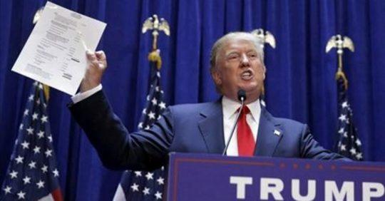 Průlomové prohlášení Trumpa k zahraniční politice USA