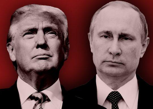 ZLOMOVÝ MOMENT PRO VÁLKU V SÝII. RUSKO SE RADUJE, TRUMP UKONČIL TAJNÝ PROGRAM CIA