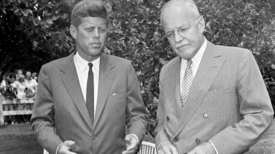 CIA oficiálně přiznává, že atentát na prezidenta Kennedyho byl podvrh