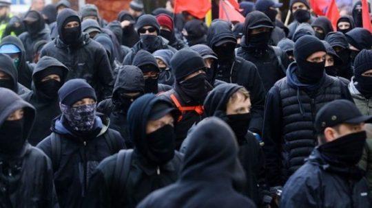 Antifa plánuje 4. listopadu zahájit občanskou válku za svržení Donalda Trumpa