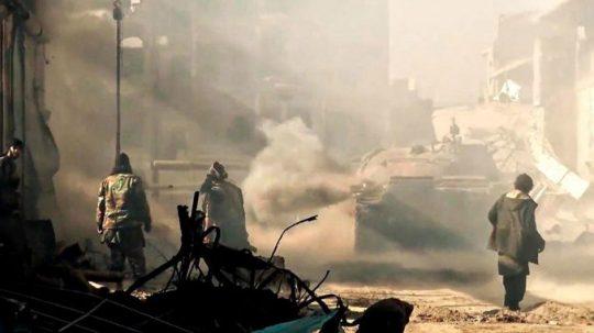 Rusko přes noc zlikvidovalo 800 teroristů ISIS, aby mohli Američané zachránit zbylé přeživší