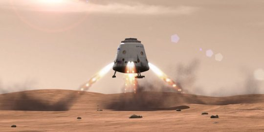 Svědectví Insidera Corey Gooda o Marsu – 1. část