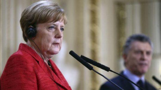 Bože, oroduj za nás… Merkel předsedkyní EK?