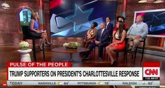 VIDEO: Moderátorka CNN v živém přenosu předvedla, co je myšleno autogenocidou bílé rasy! Liberálové zaútočili na ACLU kvůli fotce bílé blonďaté holčičky. Prý je to projev rasismu! [CZ Titulky]