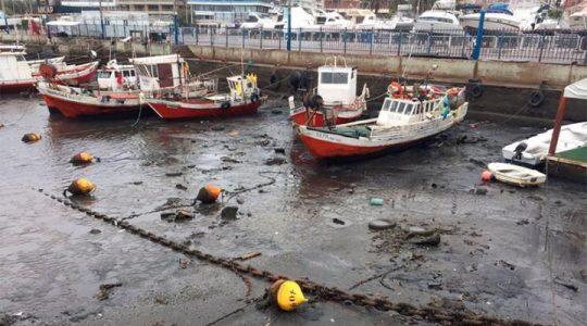 Z pláží v Brazílii a Uruguaji záhadně ustupuje oceán