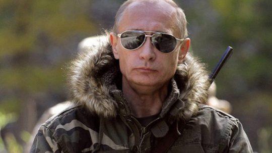 TOP-17 strojů řízených prezidentem Vladimirem Putinem (FOTO)