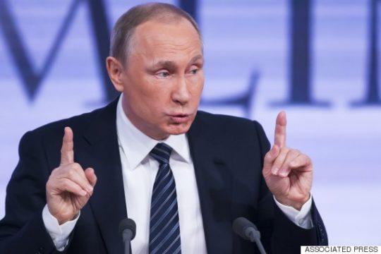 Putin uvedl, že Kim Čong-il se mu zmínil o atomové bombě již v roce 2001