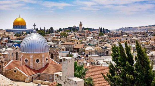 Jeruzalém původem židovské město? Izraelský archeolog Israel Finkelstein vznáší pochybnosti