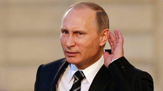 "Co všechno ten Putin ""neukradne,"" tentokrát to bude severní pól?"