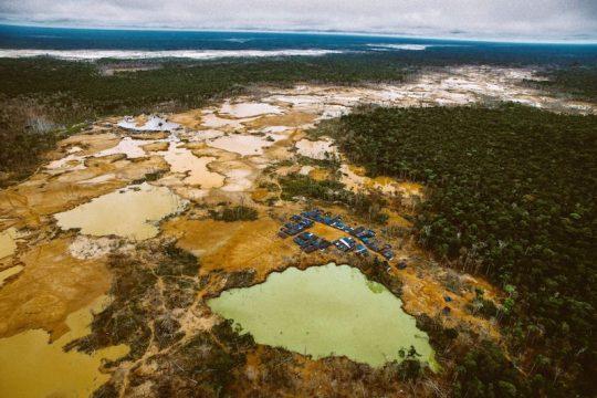 Amazonský prales sa navždy zmení…