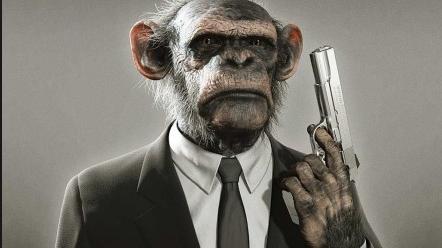 """""""Tak se vám to přece jen podařilo, vy šílenci. Já vás proklínám, proklínám vás!"""" George Taylor, Planeta opic, 1968"""