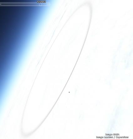 Dutá Země – Důkazy najdete na Google Earth