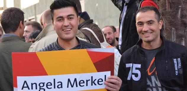 ŽIVĚ z Berlína: Před sídlem AfD propukly protesty