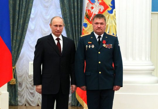 Ruský generál Valerij Asapov zabit v Sýrii kvůli pokrytectví USA, vzkaz ruské vlády