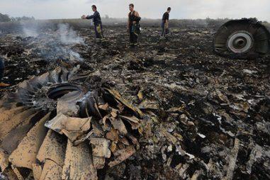 Důtojník ukrajinské armády, který byl svědkem havárie letu MN17, požádal Rusko o azyl