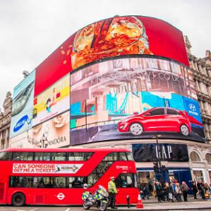 Orwellovský svět v Londýně se stává ještě více reálný!