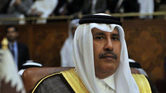 Vládca Kataru: Pomohol som USA vyzbrojovať ISIS v Sýrii