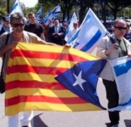 """Katalánská """"nezávislost"""": nástroj sionistického kapitálu proti pracujícím?"""