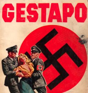 NAKA, tzv. Gestapo prepadlo moju dcéru v Dolných Vesteniciach v jej rodinnom dome 26.10.2017