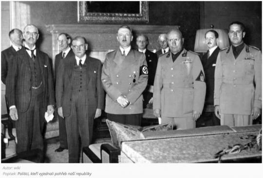 V čem se liší Mnichovská dohoda od Paktu Ribbentrop-Molotov