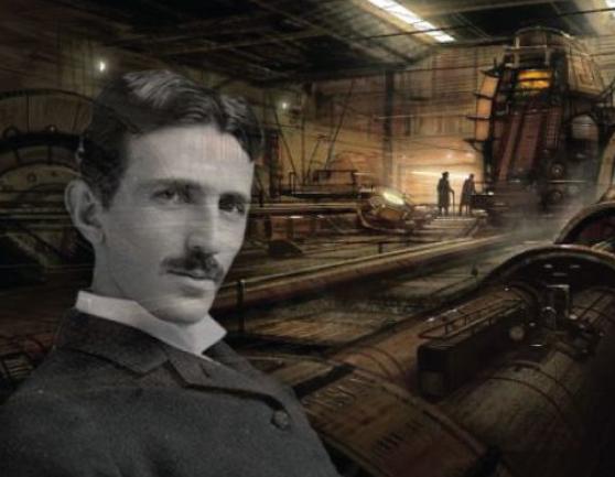 """Jak Nikola Tesla cestoval časem: """"Viděl jsem současně minulost, přítomnost i budoucnost"""""""
