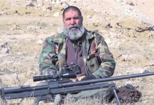 V Iráku zahynul proslulý odstřelovač, který zabil přes 300 teroristů Islámského státu