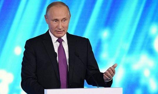 Putin opět všechny překvapil
