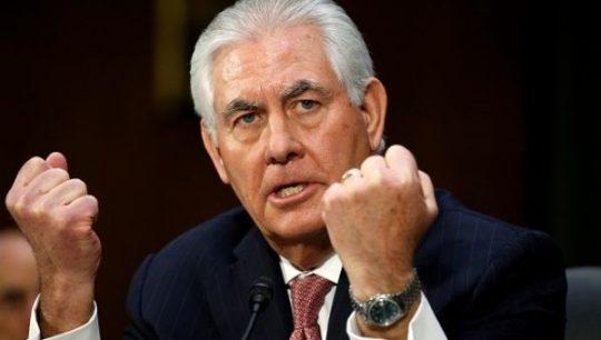 Assadove vládnutie v Sýrií je pred koncom, jediný problém je v tom ako toho dosiahnúť, tvrdí Tillerson