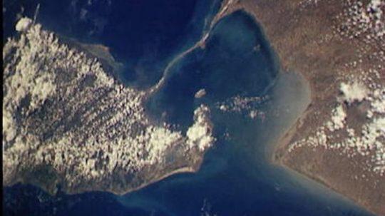 NASA objevila starověkký most, který před 1,7 miliony let postavili lidé mezi Indií a Srí Lankou