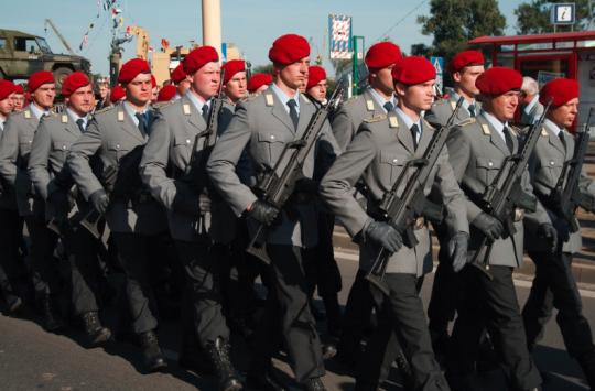 Polovina rekrutů do německé armády je nezpůsobilá, postrádá motivaci nebo nemá občanství