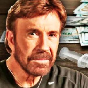 Chuck Norris zažaloval farmaceutické firmy, když zjistil, co provedly jeho ženě