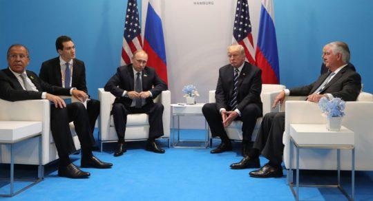 Dôležité stretnutie medzi Trumpom a Putinom a jeho zrušenie