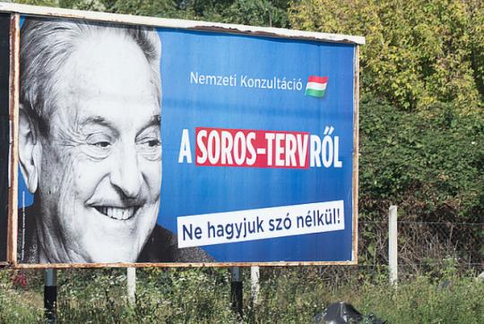 Maďarská vláda má zájem odhalit Sorosovu síť a vyvíjí v tom další aktivity