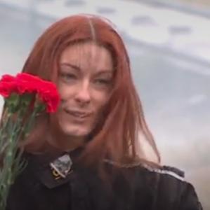 Co může ruská žena: vojačka vyzkoušela elitní výstroj Ratnik (VIDEO)