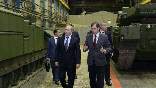 Putin vydal rozkazy ruským společnostem, aby se připravily na urychlený přechod do válečného stavu