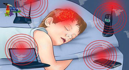 Wi-Fi ničí spánek, mozek, srdce a plodnost