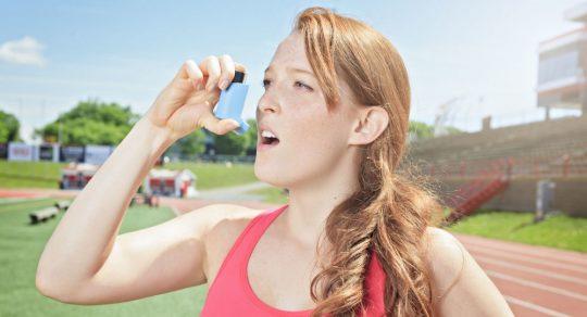 Sportovní astma aneb jak vítězit