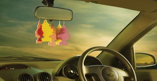 I vůně v autě a chemické voňavé coctaily na záchodech ovládají Váš mozek