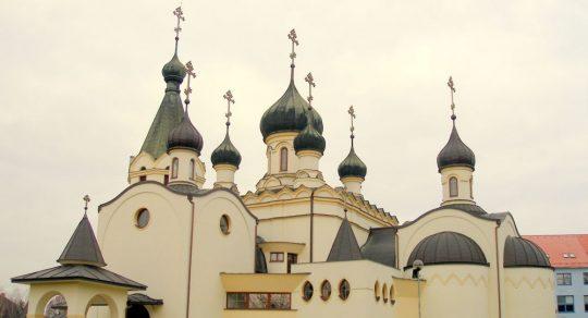 Částečka staroruského národa na Slovensku – Prjaševská Rus
