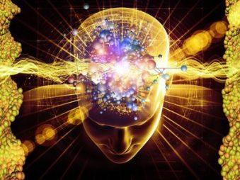 Cvičení na propojení levé a pravé mozkové hemisféry a obnovení funkce třetího oka