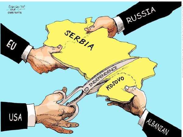 Vyvracanie bludov o Kosove