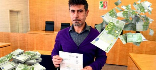 NĚMECKÝ SOUD: SLUNÍČKÁŘI CO POZVALI MUSLIMY ZA NĚ MUSÍ PLATIT … 30.000 €
