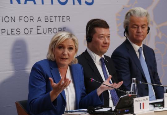 V Praze se sešli největší evropští politici bojující proti multikulturalismu