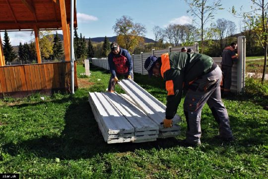 Ovocný sad s 91 stromami starých pôvodných odrôd – prvý mestský sad na Slovensku