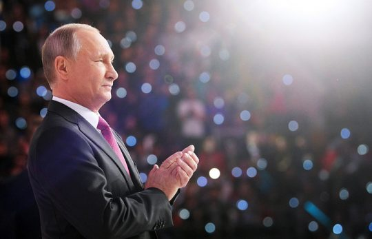 Putin o nejnovějších ruských zbraních: To není všechno, později uslyšíte víc