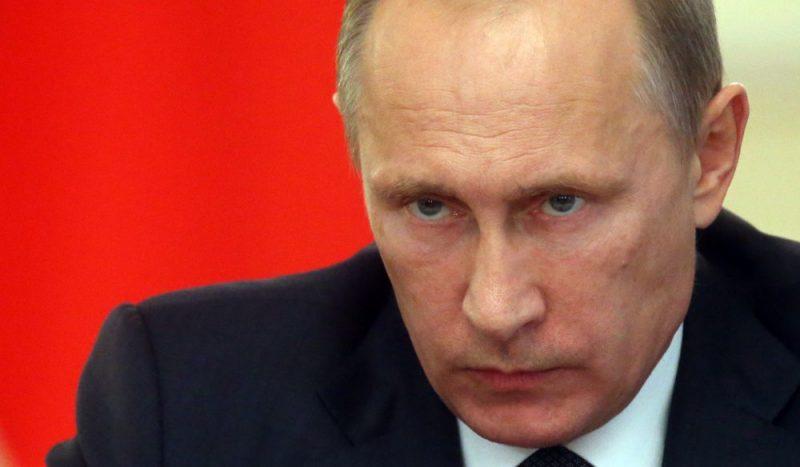 Putin podepsal návrh zákona o protiopatřeních vůči Spojeným státům a jejich spojencům