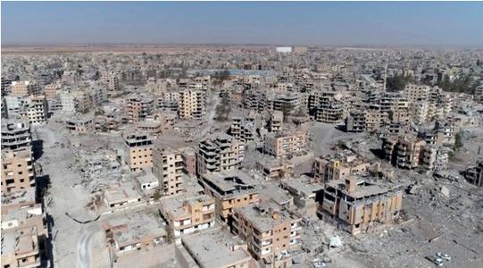 Pentagon: Oslobodenie Sýrie nie je zásluhou Ruska, ale USA a medzinárodnej Koalície. Odpoveď Ruska: Je treba si naštudovať učebnice základnej logiky
