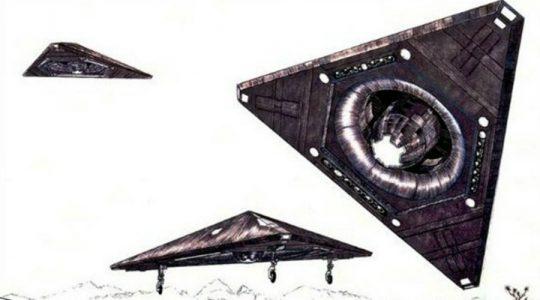 TR-3B: Tajné UFO americké armády