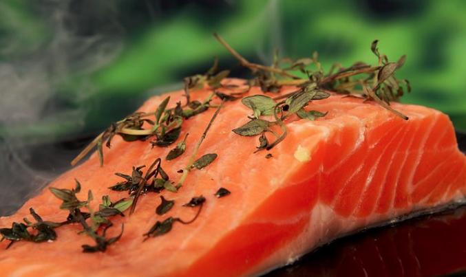 Norský losos je jedna z nejjedovatějších potravin ve světě
